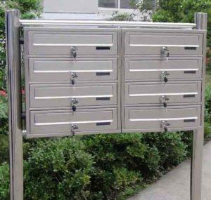 Apartment Mailbox
