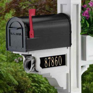 Newspaper Holder Mailbox