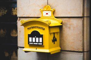 best wall mount mailbox