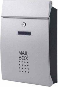 locking mailbox