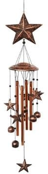 BLESSEDLAND Star Wind Chimes