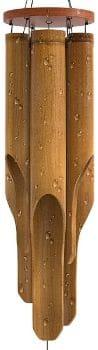 Nalulu Classic Bamboo Wind Chimes