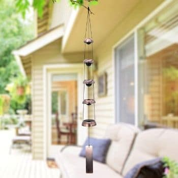 Temple Bell Wind Chimes