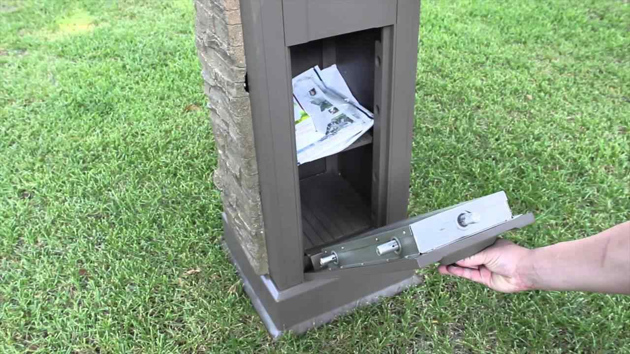 best locking mailbox residential