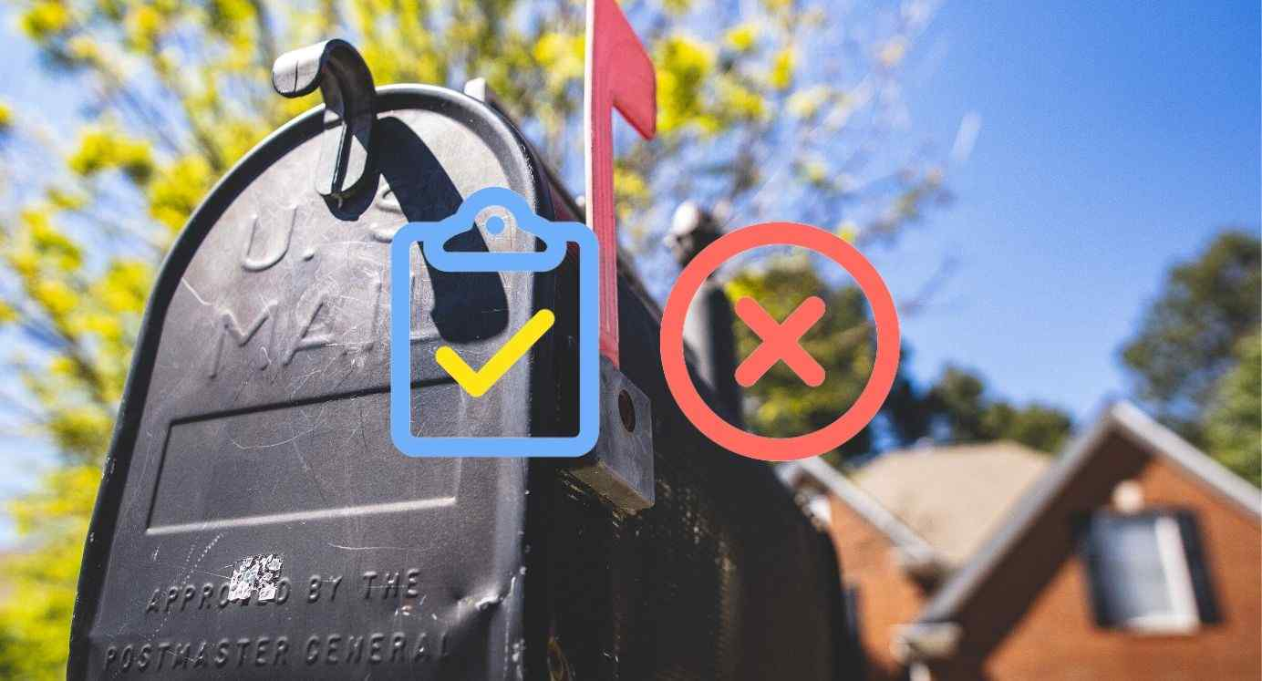 USPS mailbox regulations