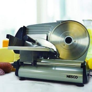 NESCO FS-250, Stainless Steel Food Slicer