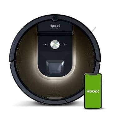 IRobot Roomba 981 Vacuum