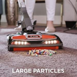 Shark Rocket DuoClean Ultra-Light Corded Bagless Vacuum