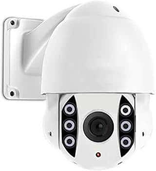 GW Security 8MP (3840x2160) 4K PTZ Camera