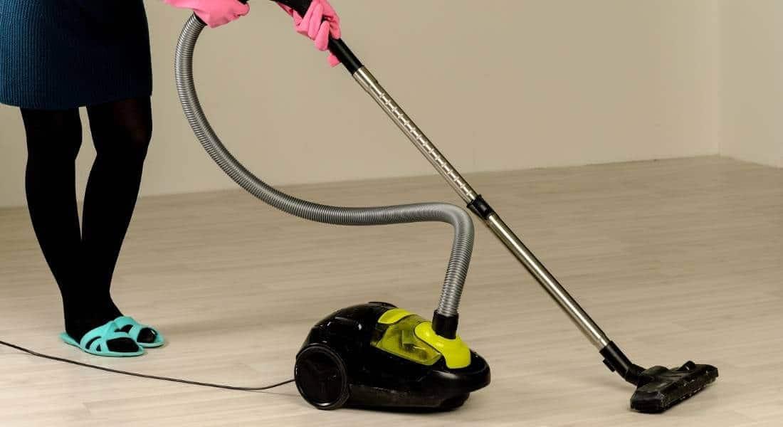 vacuum cleaner invention