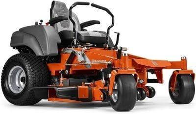 Husqvarna MZ61 Hydrostatic Zero Turn Riding Mower for Hilly Yard