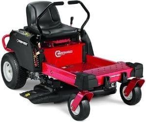 Troy-Bilt 452cc Engine Riding Lawn Mower for Hills