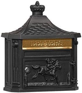 Salsbury Industries Vintage Locking Mailbox